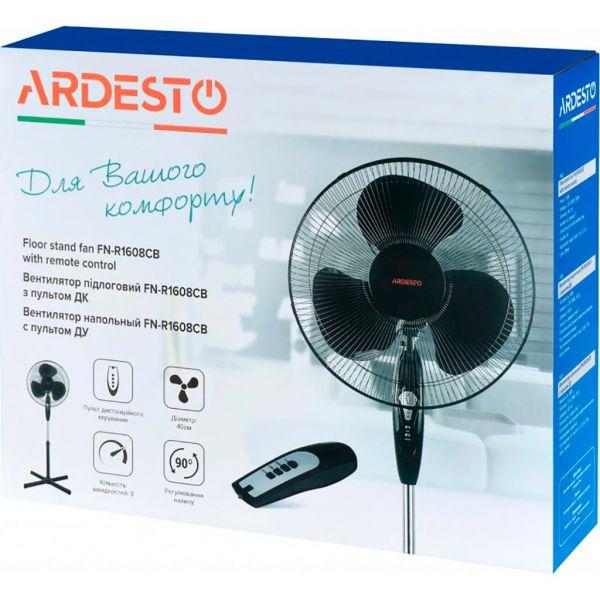 Вентилятор Ardesto FN-R1608CB